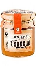 Orangenmarmelade Quinta Jugais aus der Gebirgsregion Serra da Estrella in Portugal